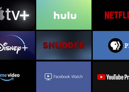 Streaming TV Subscriptions